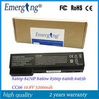High Quality Factory Laptop Battery For HP EliteBook 8460w 8560p 8460p ProBook 6560b 6360