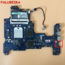 Palubeira nalae LA-6053P k000103980 placa-mãe do portátil para toshiba l670d l675d hd4200 mainboard não hdmi