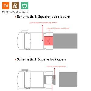 Image 5 - Xiaomi Qimian עסקים שחור איטלקי עור Automaitc אבזם חגורת כללי גודל 120CM אורך יוקרה אמיתי עור חגורת זכר
