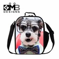 Dog Lunch Bags for Kids Cat Insulated Cooler Bags for Adults Work Children Fashion Thermal Food Bag Lunch Container for School