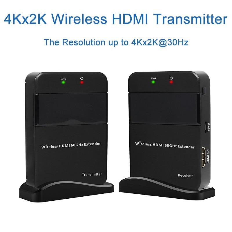 98ft Wireless WIFI HDMI Video Transmitter font b Receiver b font 30m Premium Quality Wireless HDMI