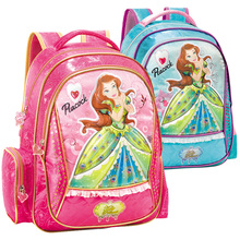 2017 Princesa Linda Niños Niños Mochila Escolar Bolsas Bookbag Mochilas Escolares para Adolescentes Niñas Mochila Del Estudiante Femenino