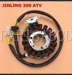 93mm 300cc Stator Spule Fit Für Jinling 300cc Motor Quad ATV Teile JLA-931E JLA-925E Teile