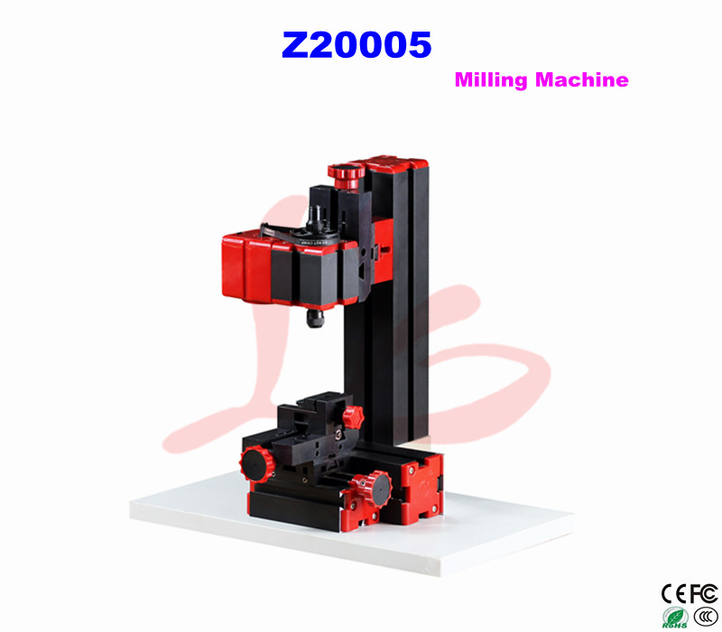 Mini Milling Machine Z20005 vertical mill machine / mini DIY miller milling lathe casio prw 6000y 1e