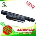 Golooloo C4500BAT 6 B4100M C4500 C4500BAT-6 C4500BAT6 batería para Clevo B4105 B5100M B5130M C4500Q B7110 C4100 C5100Q C5500Q