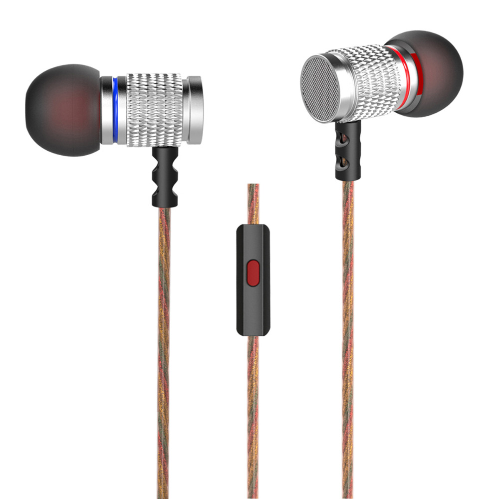 KZ-ED2  In-Ear Earphone Wired Hifi Headset anti-noise Enthusiast Special Use  for Iphone Xiaomi  with 3 pair earmuffs kz headset storage box suitable for original headphones as gift to the customer