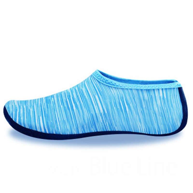 UPUPER 2019 夏の女性の靴ビーチ水泳スニーカー Famele ウォータースポーツのための女性はスリップオン女性サンダルスリッパ靴