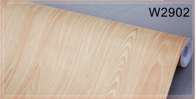 Pvc impermeabile autoadesiva tipo di parete adesivi legno - Carta autoadesiva per mobili ...