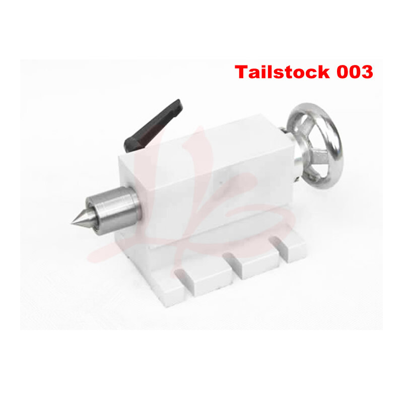 2016 newest model Tailstock 003 CNC Tailstock for Rotary Axis A Axis 4th Axis CNC Router Engraver Milling Machine cnc 5 axis a aixs rotary axis t chuck type for cnc router cnc milling machine