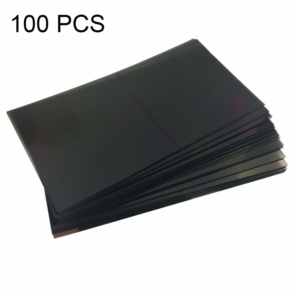 iPartsBuy 100 PCS LCD Filter Polarizing Films for vivo X7