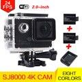 Новый 4 К 24fps камера Wifi Спорт действий камеры НОВАТЭК NT96660 Wifi 2 дюйм(ов) водонепроницаемый шлем камеры mini DV cam