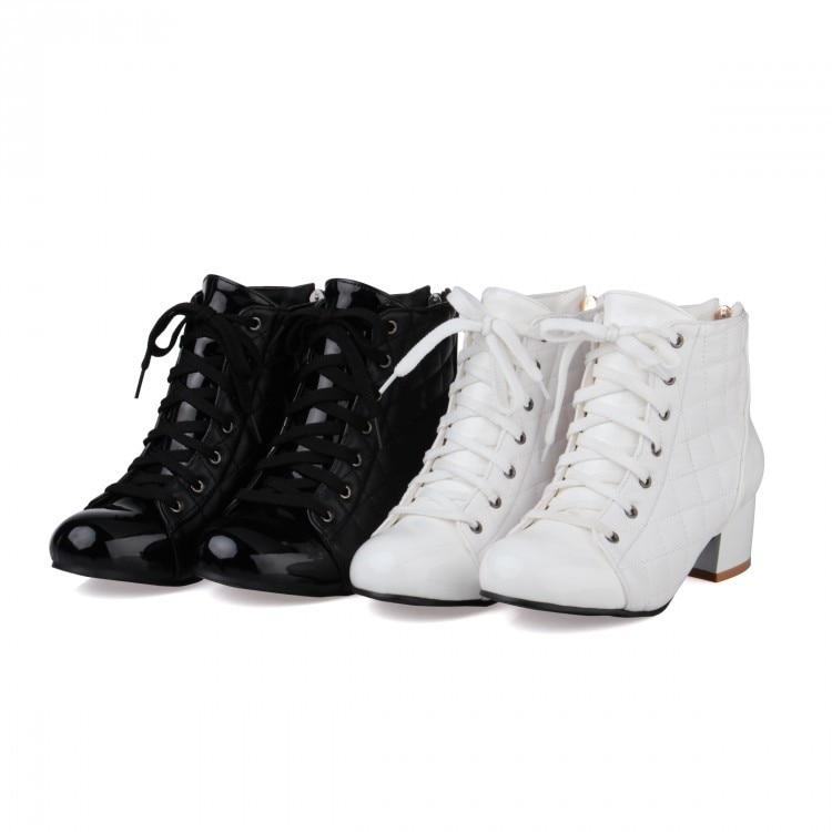 ФОТО winter  long thigh high women woman femininas mid-calf boots botas masculina zapatos botines mujer chaussure femme shoes 951