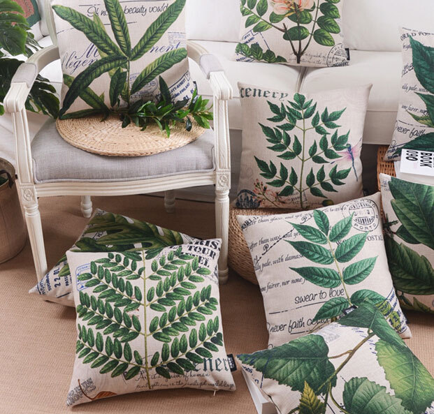 Free Shipping!!european vintage pillow/almofadas case seat sofa car bed nordic country style cushion cover,western home decore