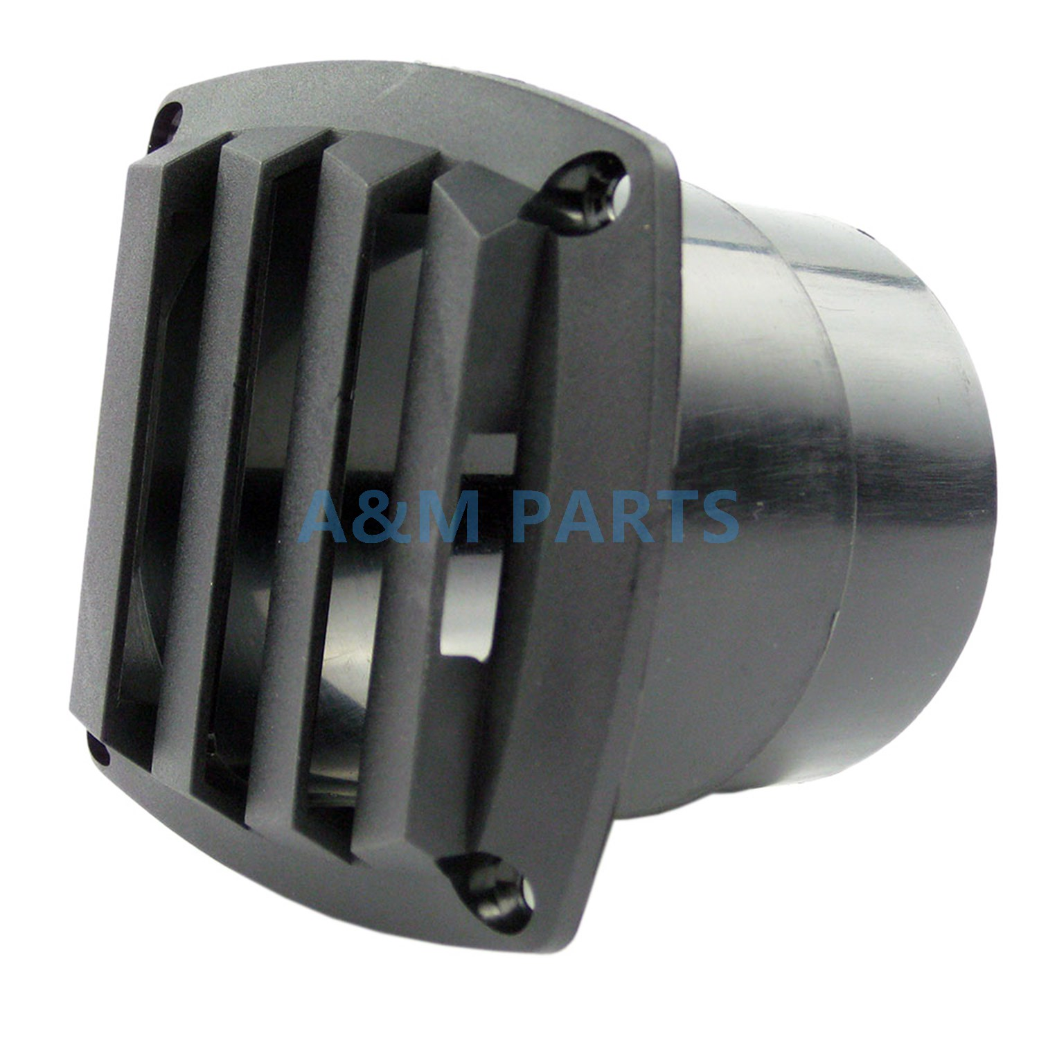 """Round Boat Louvered Vents Marine Exhaust Vents Cover Caravan//RV Plastic 3/"""" Hose"""