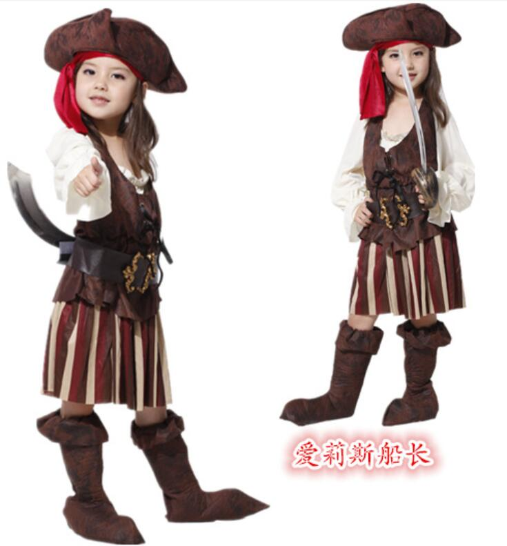 Halloween Pirate Costume for kids