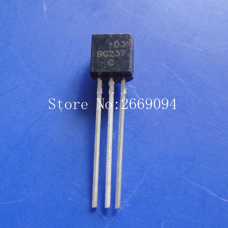 Transistor BC237 TO-92
