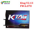 V2.13 KTAG Programação ECU K-TAG Ferramenta Mestre Versão com Nenhum Token Limitação Hardware V6.070 KTAG K TAG ECU Chip Tunning