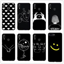Capa For huawei p smart 2018 P9 P10 Case 360 Back Cover Cell For Capinhas Huawei P20 Lite mate P20 P smart p10 lite Cover Back(China)