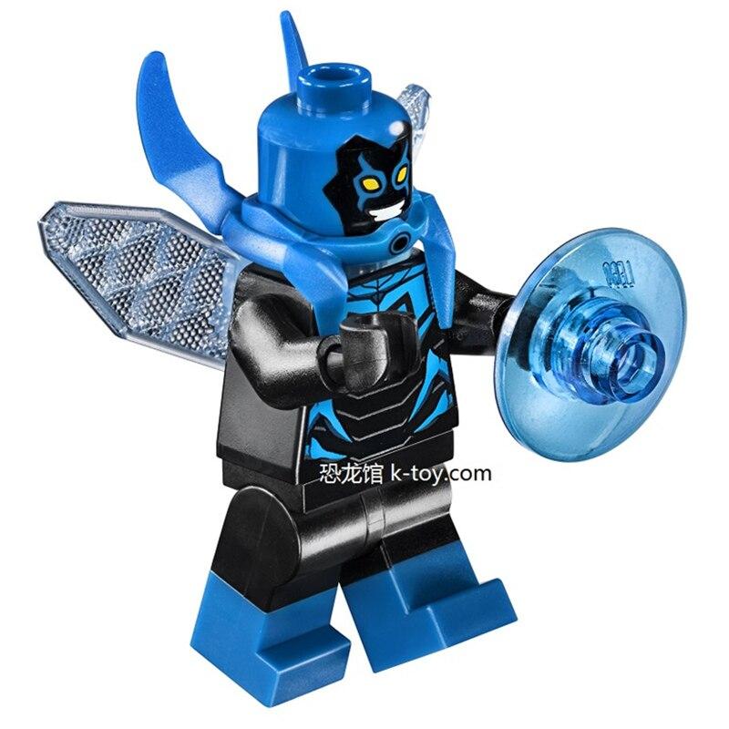 DC Super heroes BLUE BEETLE figure US Seller Teen Titans Batman