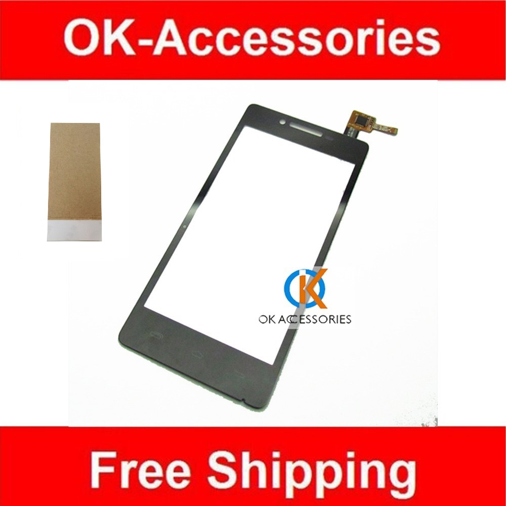 High Quality Black Color For Prestigio PAP 5450 Touch Screen Digitizer With Adhesive Tape 1PC/Lot
