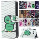 Cartoon Leather Cover for Huawei Y 635 Case Wallet Flip Phone Cases for Coque Huawei Ascend Y635 CL00 TL00 Y635-CL00 Y635-TL00