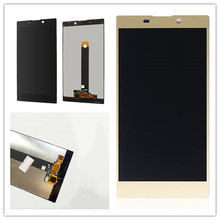 JIEYER LCD For Sony Xperia L2 LCD Display With Frame Touch Screen Digitizer Assembly H3311 H3321 H4311 H4331 LCD Display цена и фото