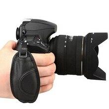 كاميرا الشريط اليد قبضة لكانون 5D مارك الثاني 650D 550D 70D 60D 6D 7D نيكون D90 D600 D7100 D5200 D3200 D3100 D5100 D7000 لسوني