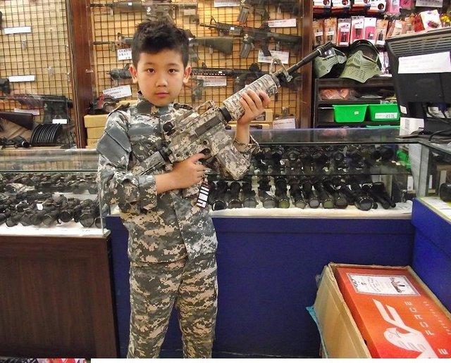 Children Camouflage Uniforms  Combat Apparel  65/35 P/C rip-stop BDU Children uniforms ACU