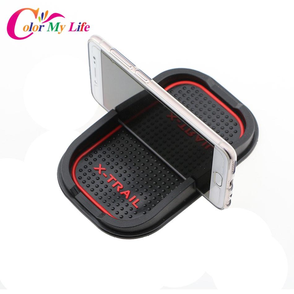 1piece Anti Slip Pad Mat Mobile Phone Gps Holder Car