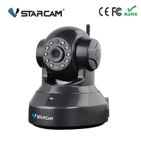 H 264 720P 1MP Vstarcam Wireless Wifi CCTV IP Camera Support 64G TF Card Easy