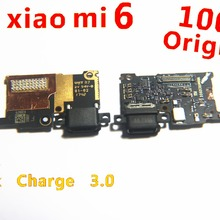 For Xiaomi Mi 6 Charging Port mi6 Charger Board Flex Cable F