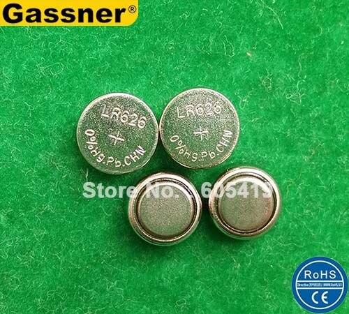 AG4 LR626 377A RW329  LR66 1.5V alkaline button cell battery (SR626/377 watch battery)