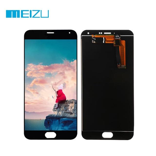 Для Meizu M2 Примечание M571H M571M M571C M571U/для meilan Примечание 2 ЖК-дисплей Дисплей Сенсорный экран планшета сборки/Рамка
