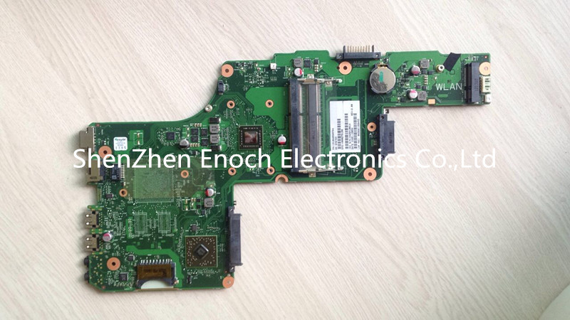 original For toshiba satellite C850D C855D laptop AMD  DDR3 integrated motherboard V000275180 6050A2509701