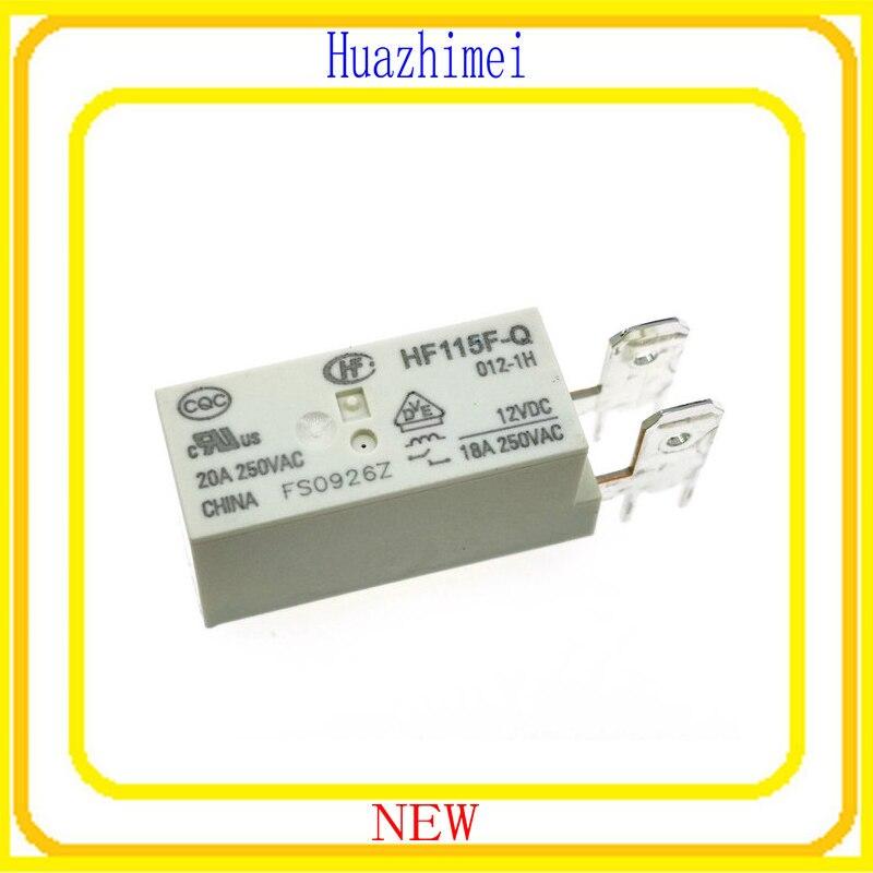 1 шт HF115F-Q 012-1 H JQX-115F-Q HF115F-Q-012-1H 12 V 12VDC Мощность реле
