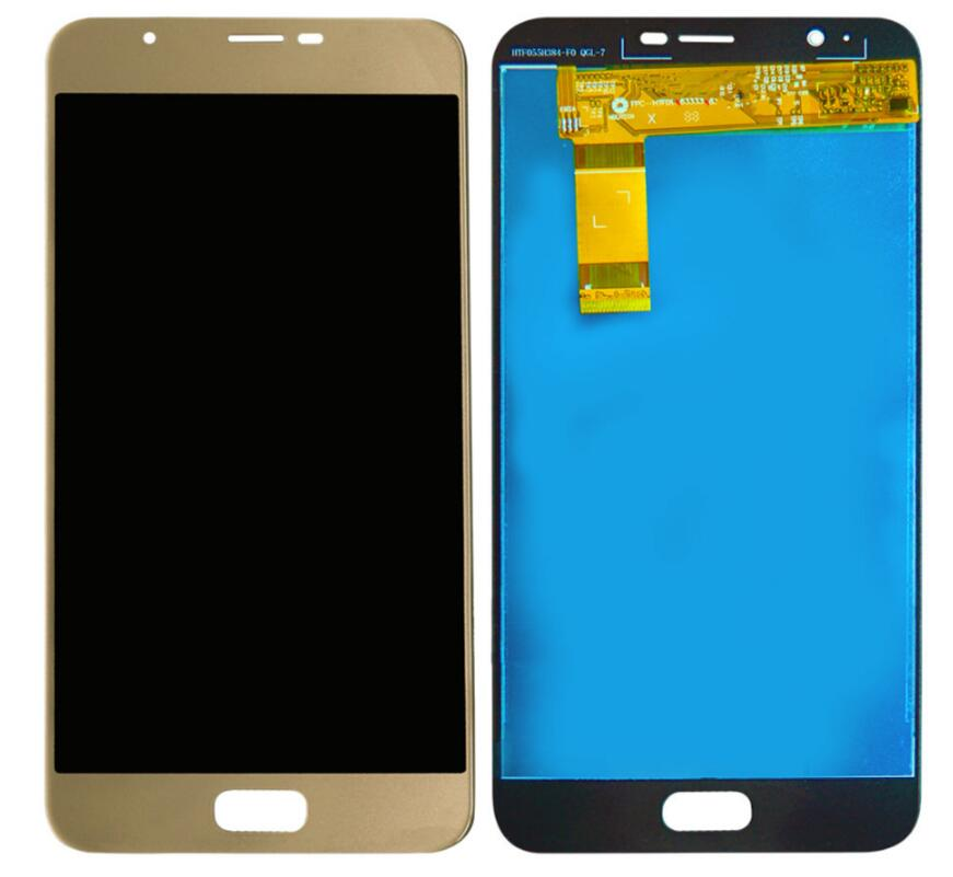 gold LCD Screen For Infocus Turbo 5 Plus Touch screen digitizer Sensor With LCD Display Full Assembly Replacementgold LCD Screen For Infocus Turbo 5 Plus Touch screen digitizer Sensor With LCD Display Full Assembly Replacement