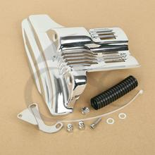 купить Chrome/Black Motorcycle Starter Cover For Harley Sportster XL 883 1200 Models 04-18 05 06 07 2008 по цене 1927.09 рублей