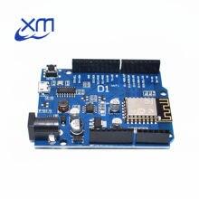 Électronique intelligente ESP-12F D1 WiFi uno basé ESP8266 bouclier Compatible IDE (lan) C72
