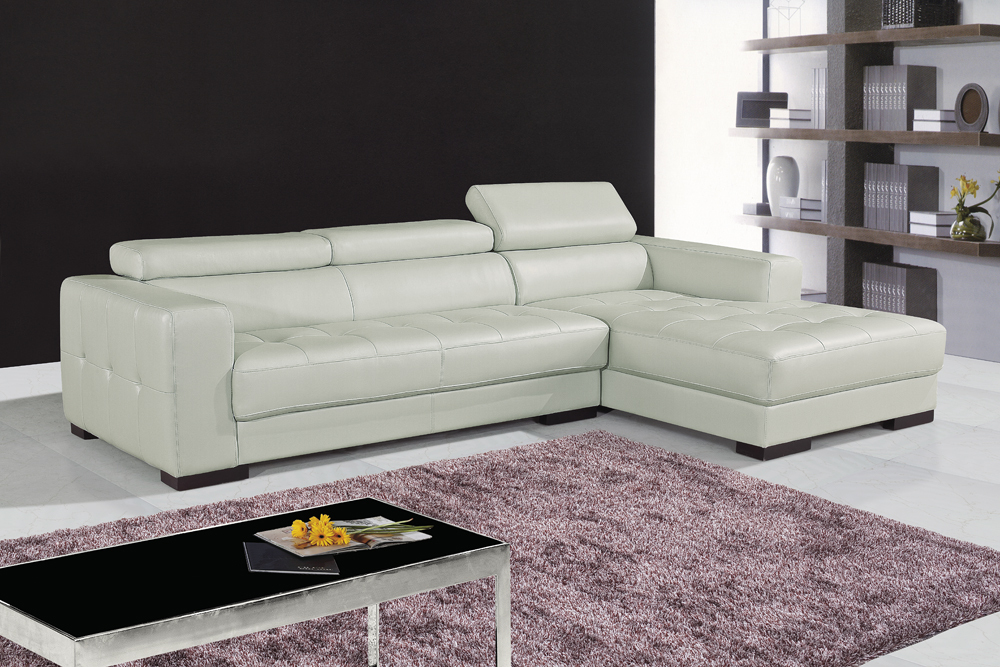 Aukštos kokybės odinė sofa 2015 m. Nauji svetainės sofos - Baldai - Nuotrauka 3