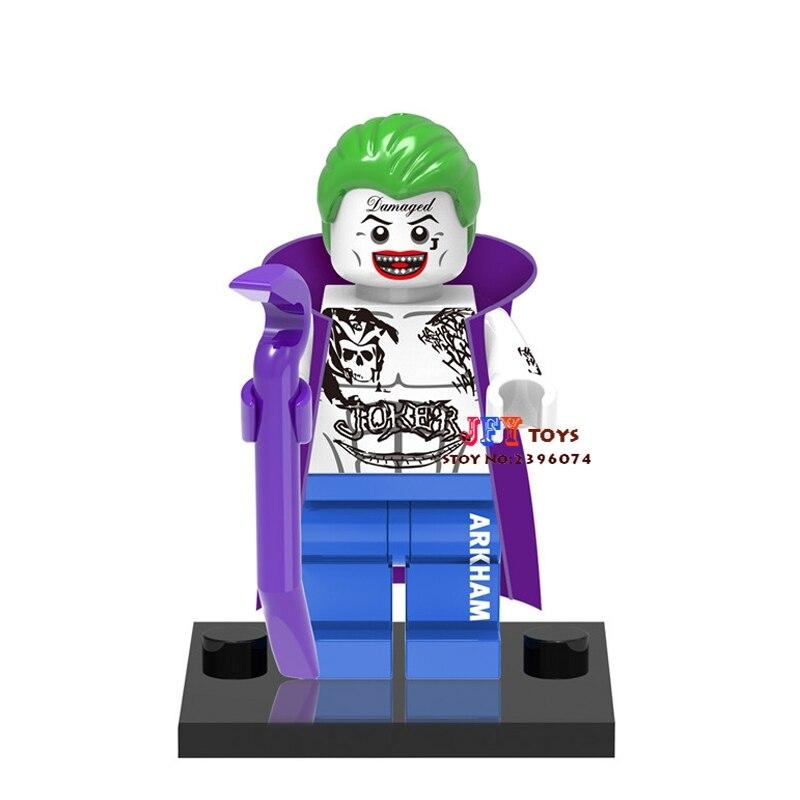 Одной продажи Звездные войны супергероев Marvel отряд самоубийц Джокер строительные блоки Модель Кирпичи игрушки для детей Brinquedos Menino ...