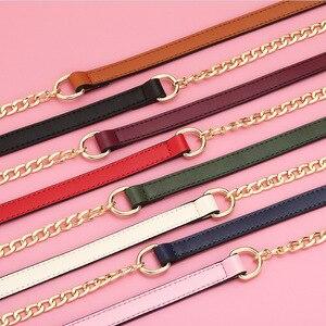 LostSoul الأزياء حقيبة الكتف الأشرطة حقيبة ساعي الإكسسوارات الجلدية سلسلة الأجهزة حقيبة ترفيه حزام اكسسوارات استبدال