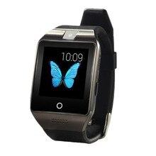 APRO Bluetooth Smart Uhr Smartwatch Unterstützung NFC SIM-Karte Kamera Uhr Telefon für iPhone/Android besser als U8 GV18