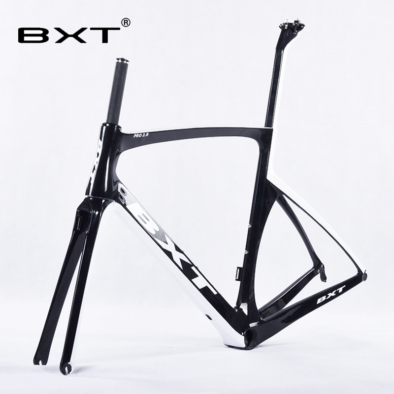 carbon road frame cheap carbon road bike 2017 new carbon fiber bicycle frame 5color painting bicycle