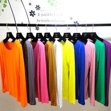 Fashion Modal Manset long sleeve full body shirt