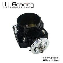 WLR гоночный- корпус дроссельной заслонки для RSX DC5 CIVIC SI EP3 K20 K20A 70 мм CNC потребление дроссельной заслонки производительность WLR6951