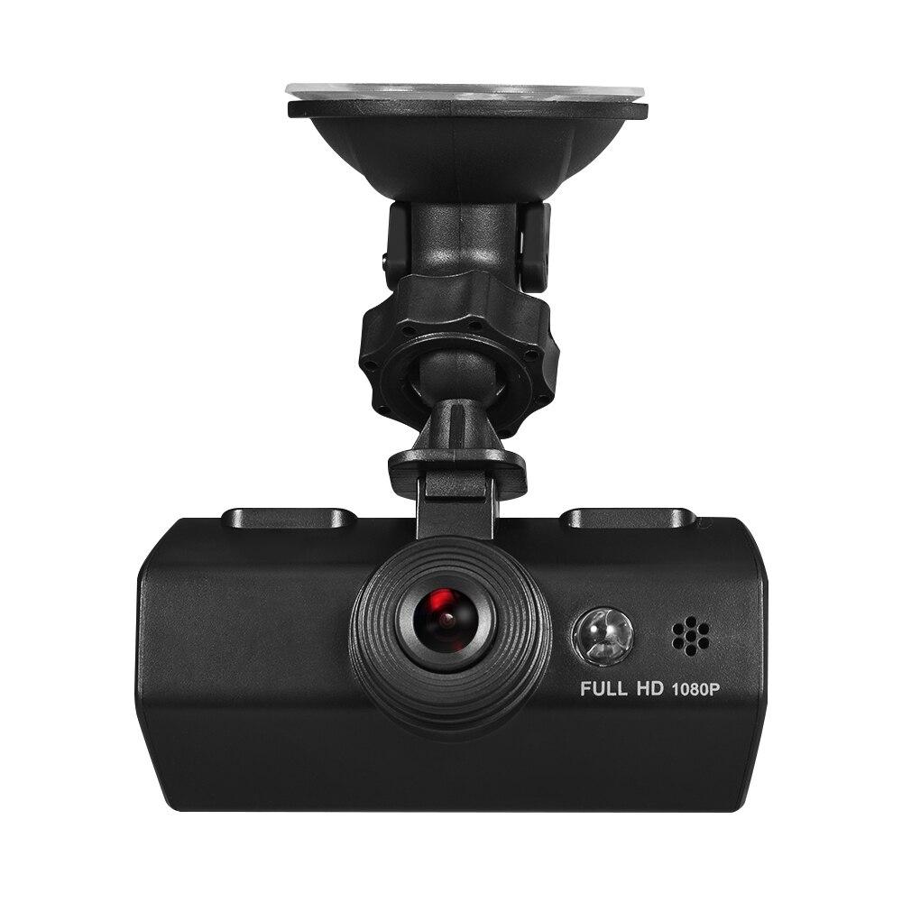 JunHom 120 grados ángulo de visión lente frontal coche DVR LCD Full HD 3,0 1080 p 32 GB ver Dash Cam Video cámara grabadora visión nocturna
