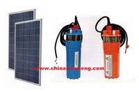 solar pump,12V 24V 6L/MIN Lift 70meter diaphragm submersible solar water pump