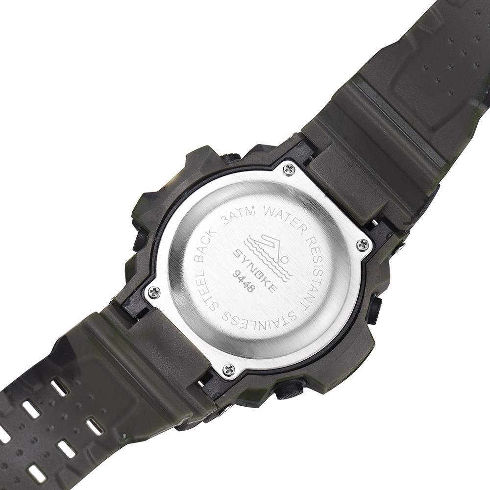c12600b2b Multi-Functi Watches Waterproof Watch Boys Girls LED Digital Sports Watches  Silicone Alarm Date Quartz Watch18Feb05 | Watchmontre