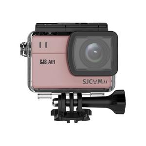 Image 4 - Original SJCAM SJ8 Series SJ8 Air & SJ8 Plus & SJ8 Pro Action Camera 1290P 4K WIFI Remote Control Waterproof Sports DV