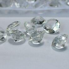 50 шт. стеклянные алмазные Конфетти украшения DIY украшения Dec дома Свадебная вечеринка праздничное украшение